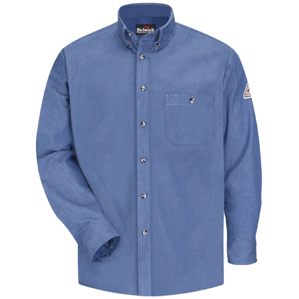 Denim Dress Shirt - EXCEL FR® - 7 oz.