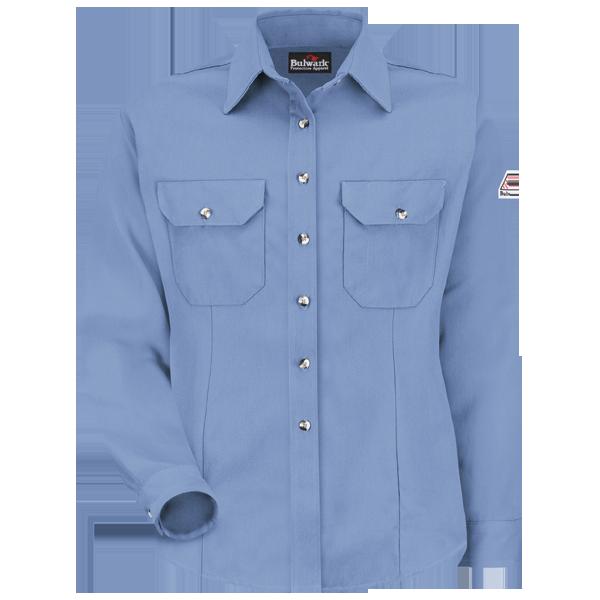 Women's Dress Uniform Shirt - CoolTouch® 2 - 7 oz.