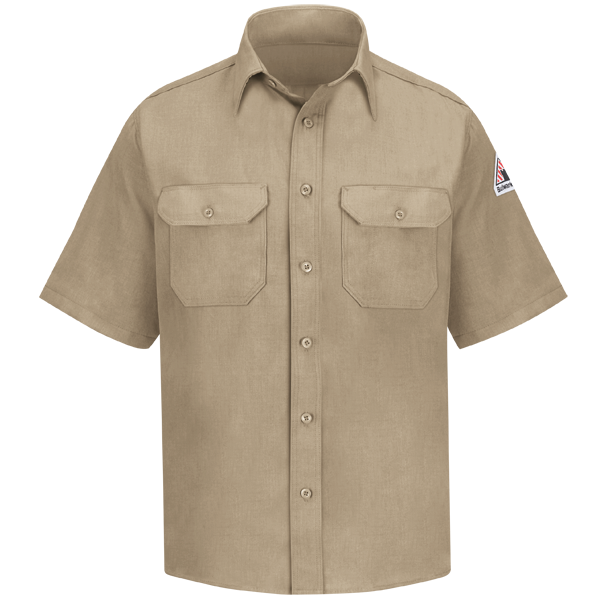 Short Sleeve Uniform Shirt - Nomex® IIIA - 4.5 oz.