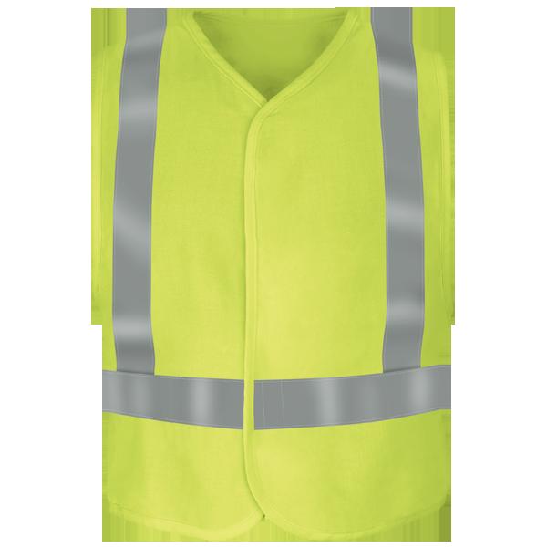 Hi-Visibility Flame-Resistant Safety Vest