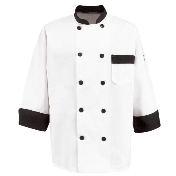 Product Shot - Garnish Chef Coat