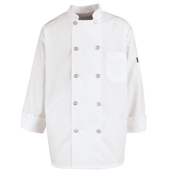 Product Shot - Vented Back Chef Coat