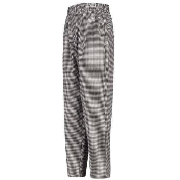Baggy Chef Pantwith Zipper Fly