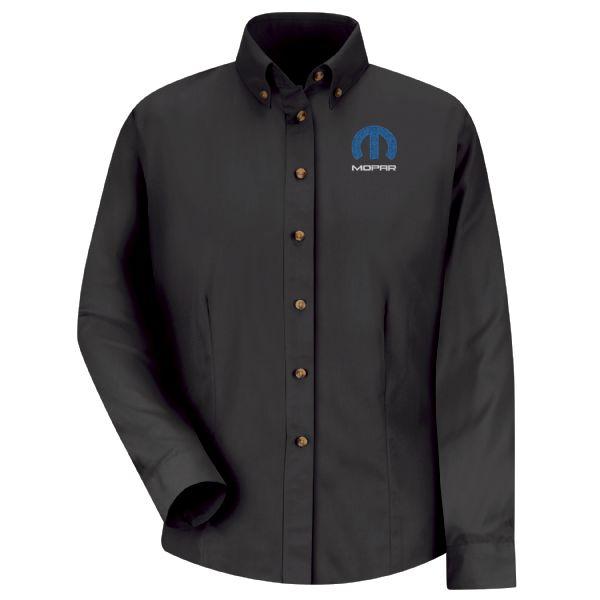 Mopar® Women's Long Sleeve Meridian Performance Twill Shirt