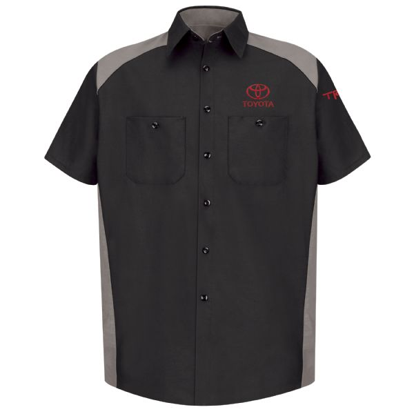 Toyota® Men's Short Sleeve Motorsports Shirt
