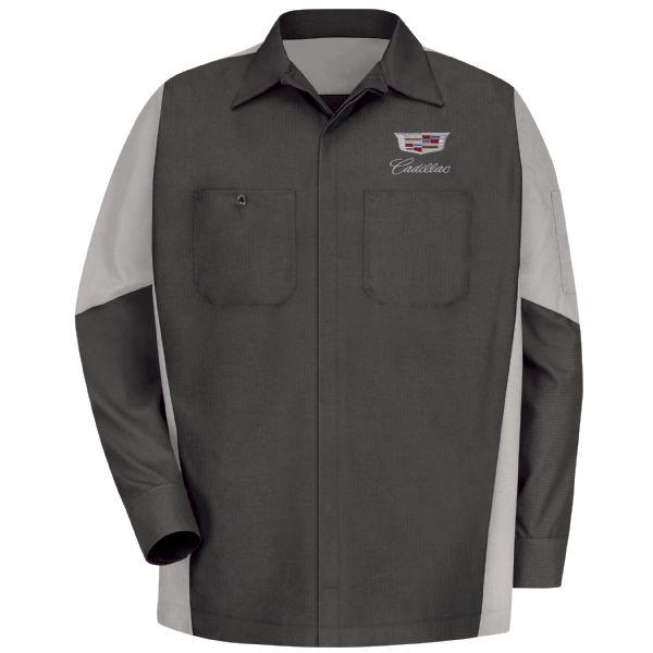 Cadillac Long Sleeve Crew Shirt