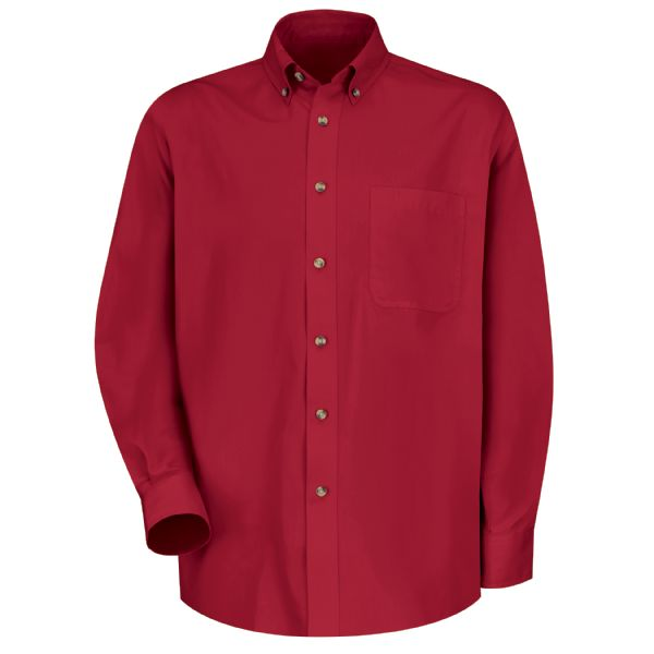 Product Shot - Men's Long Sleeve Meridian Performance Twill Shirt