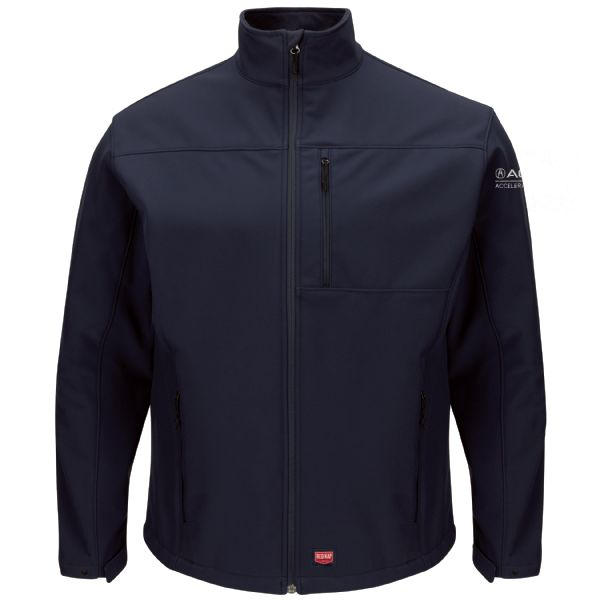 Acura® Accelerated Men's Deluxe Soft Shell Jacket