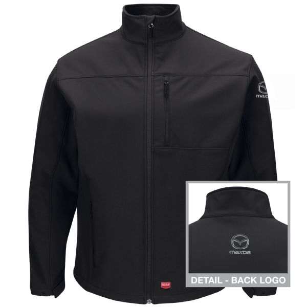 Mazda® Men's Deluxe Soft Shell Jacket