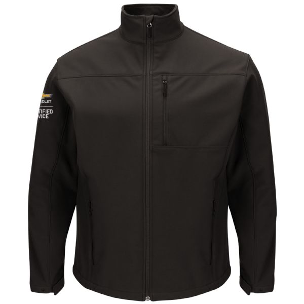 Chevrolet Men's Deluxe Soft Shell Jacket