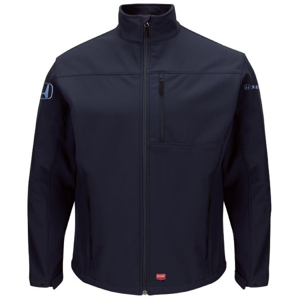 Honda® Men's Deluxe Soft Shell Jacket