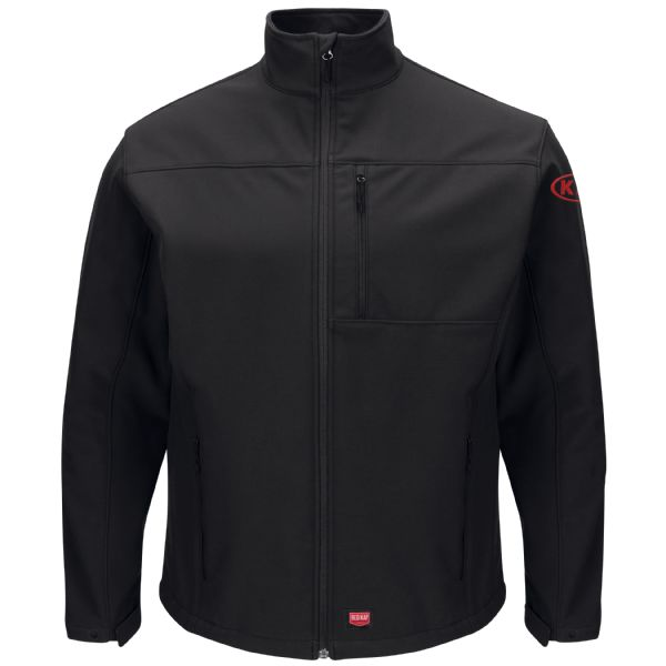 Kia® Men's Deluxe Soft Shell Jacket