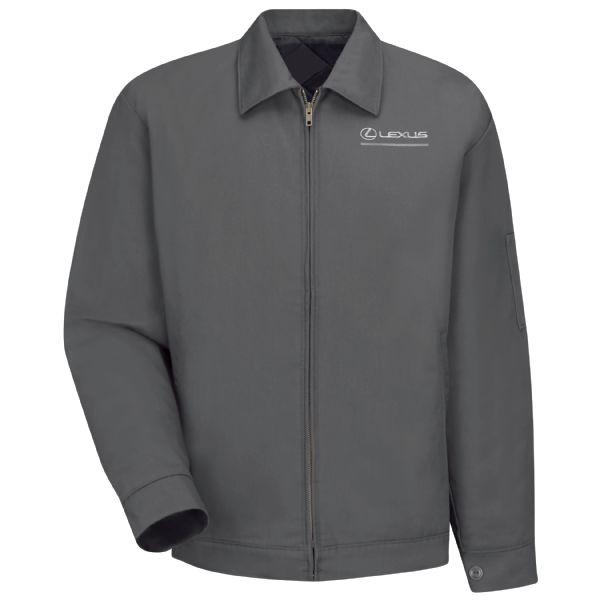 Lexus® Slash Pocket Technician Jacket