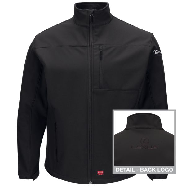 Lexus® Men's Deluxe Soft Shell Jacket