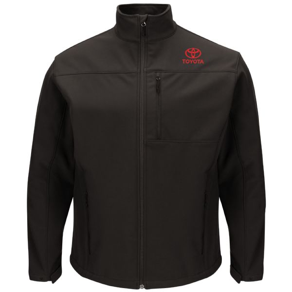 Toyota® Men's Deluxe Soft Shell Jacket