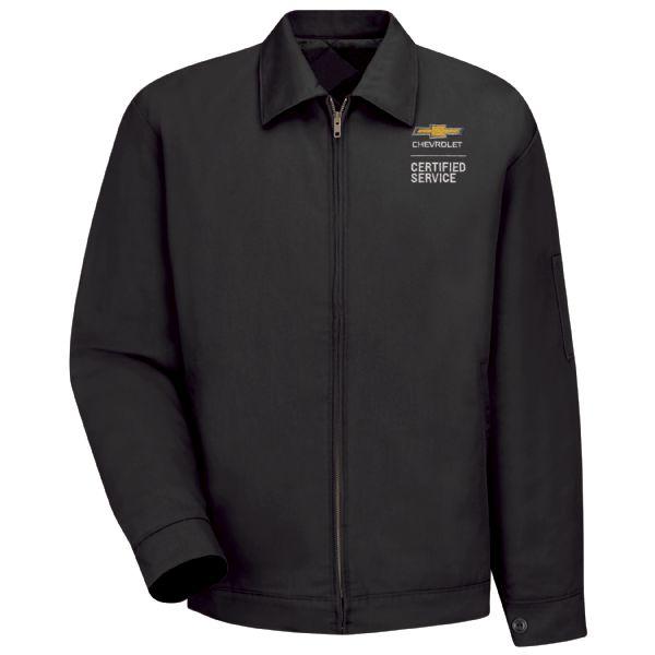 Chevrolet Lined Slash Pocket Jacket