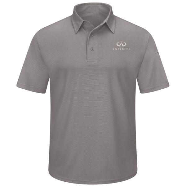 Infiniti® Men's Performance Knit® Short Sleeve Flex Series Pro Polo