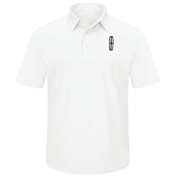 Lincoln® Men's Short Sleeve Performance Knit® Flex Series Pro Polo