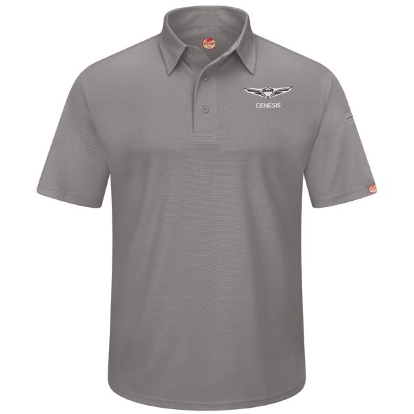 Genesis® Men's Short Sleeve Performance Knit® Flex Series Pro Polo