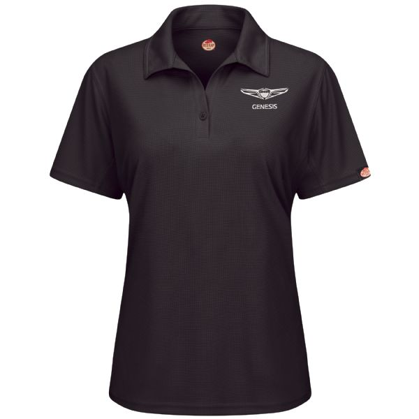 Genesis® Women's Short Sleeve Performance Knit® Flex Series Pro Polo