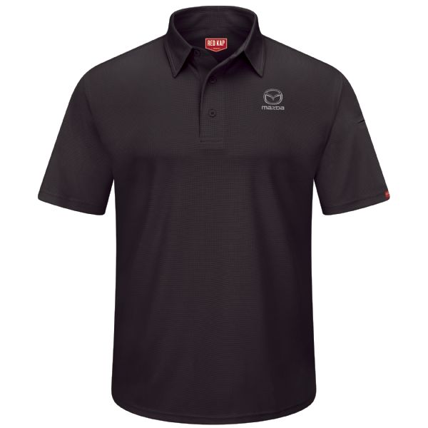 Mazda® Men's Performance Knit® Flex Series Pro Polo