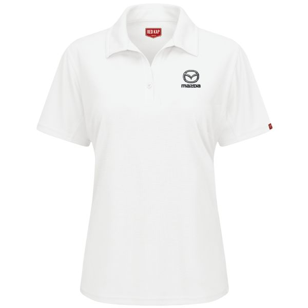 Mazda® Women's Performance Knit® Flex Series Pro Polo