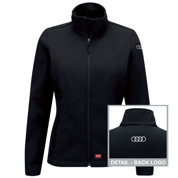 Audi® Women's Deluxe Soft Shell Jacket