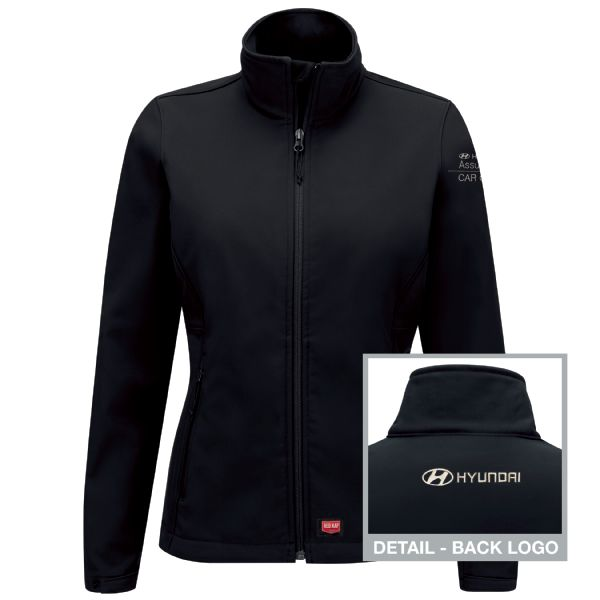 Hyundai® Assurance Car Care Women's Deluxe Soft Shell Jacket
