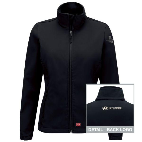 Hyundai® Assurance Car Care Express Women's Deluxe Soft Shell Jacket