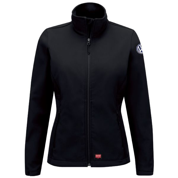 Volkswagen® Women's Deluxe Soft Shell Jacket