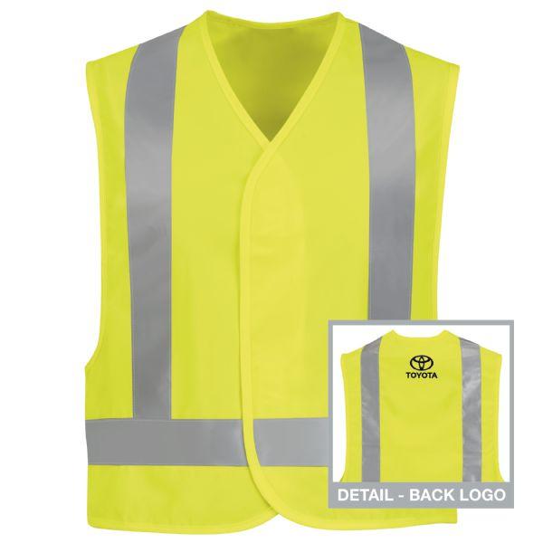 Toyota®Hi-Visibility Safety Vest