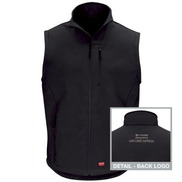 Hyundai® Assurance Car Care Soft Shell Vest