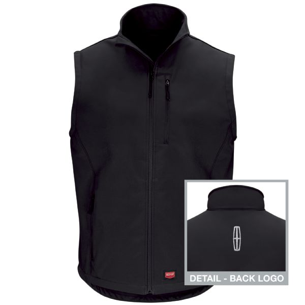 Lincoln® Soft Shell Vest