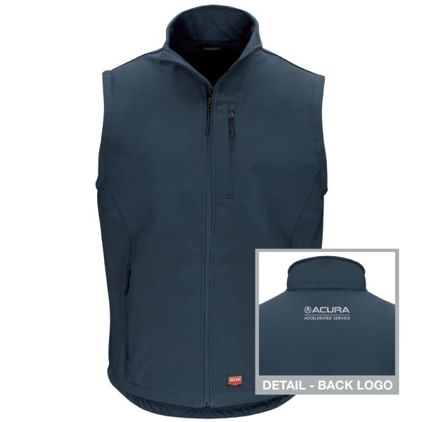 Acura® Accelerated Soft Shell Vest