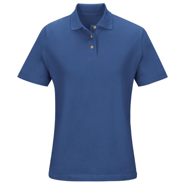 Product Shot - Women's Basic Pique Polo