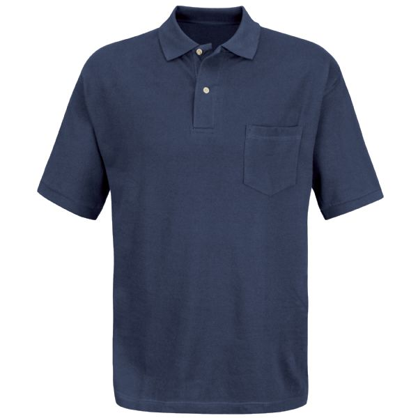 Product Shot - Men's Short Sleeve Basic Piqué Polo