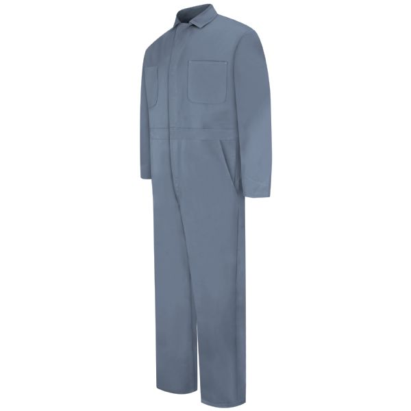 Product Shot - Snap-front Cotton Coverall