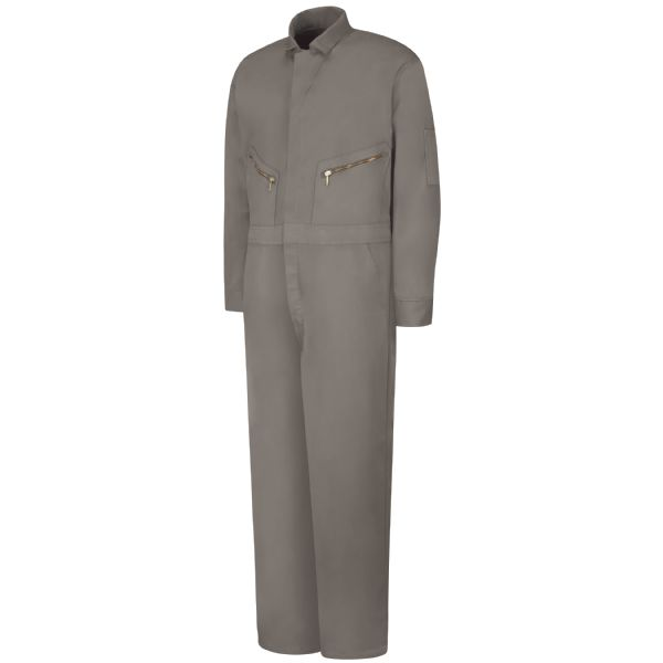 Product Shot - Zip-Front Cotton Coverall