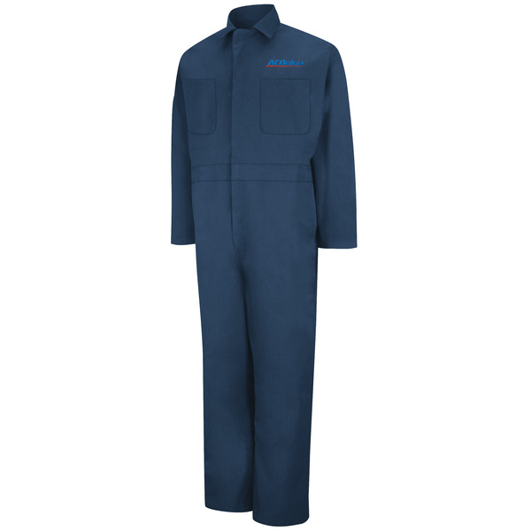 ACDelco® Twill Action Back Coverall
