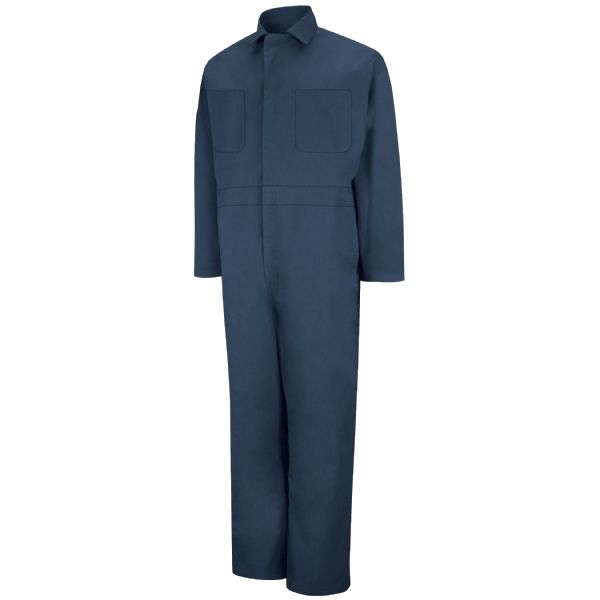 Product Shot - Twill Action Back Coverall