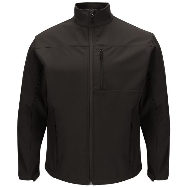 Product Shot - Men's Deluxe Soft Shell Jacket