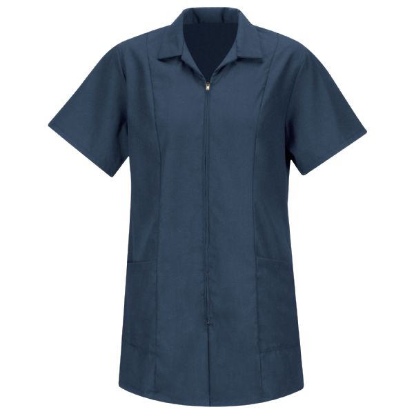 Product Shot - Women's Zip-front Smock