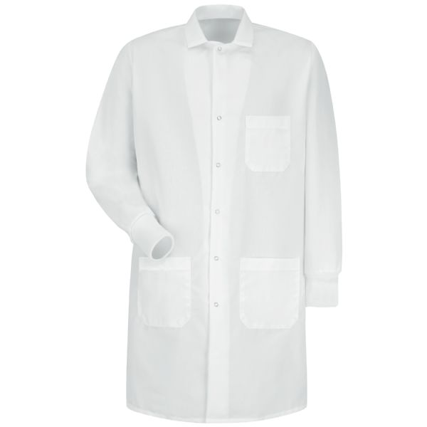 Product Shot - Unisex Specialized Cuffed Lab Coat