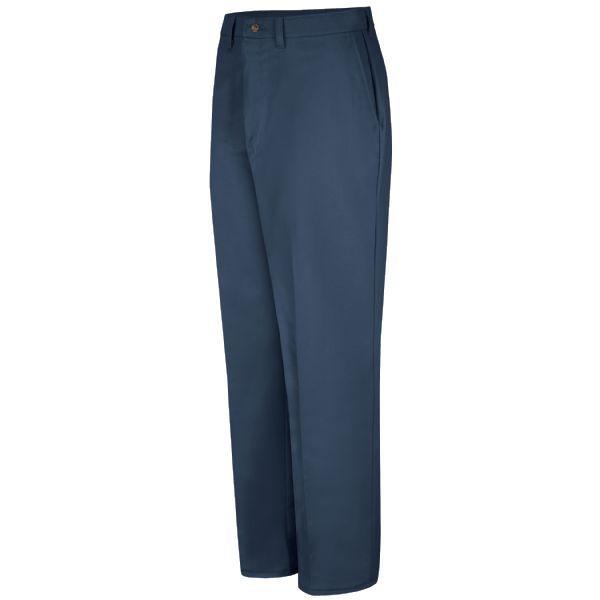 Product Shot - Men's Plain Front Cotton Pant
