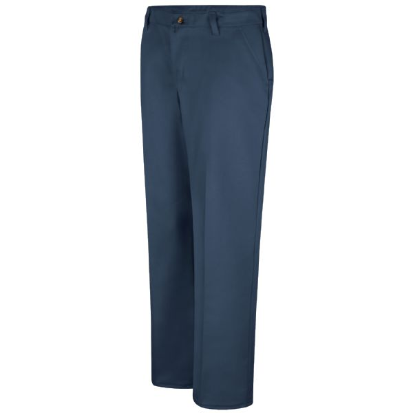 Product Shot - Women's Plain Front Cotton Pant