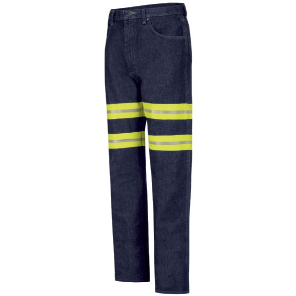Product Shot - Enhanced Visibility Men's Relaxed Fit Jean