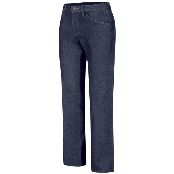 Product Shot - Women's Straight Fit Jean