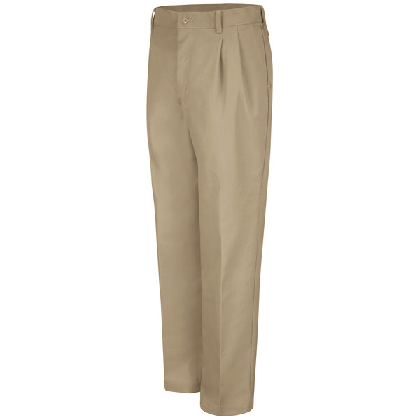 Product Shot - Men's Pleated Work Pant