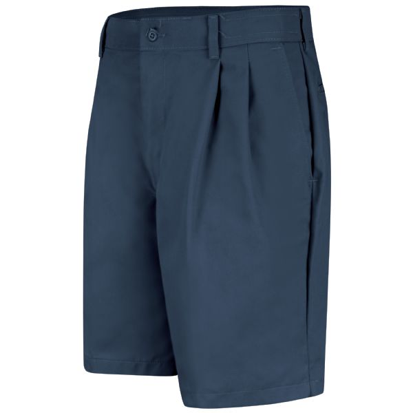Men's Pleated Front Short