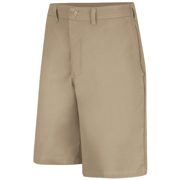 Product Shot - Plain Front Side Elastic Short